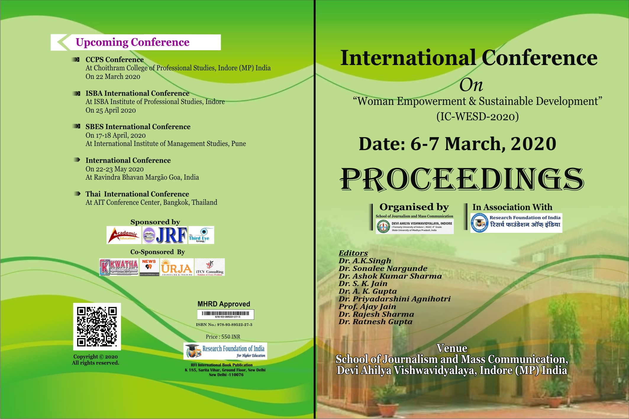 Abstract Proceedings